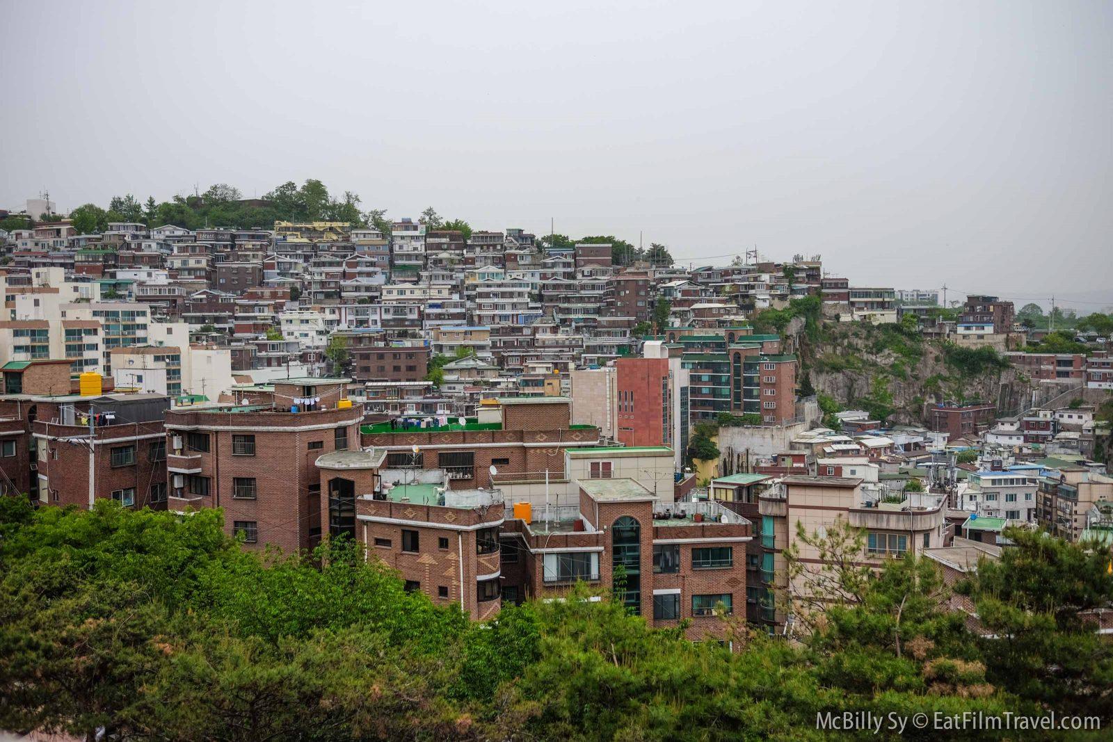 Nice view of Seoul
