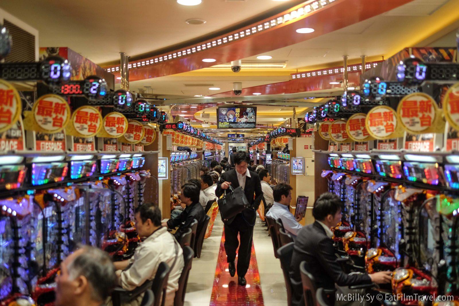 Akihabara gaming casinos