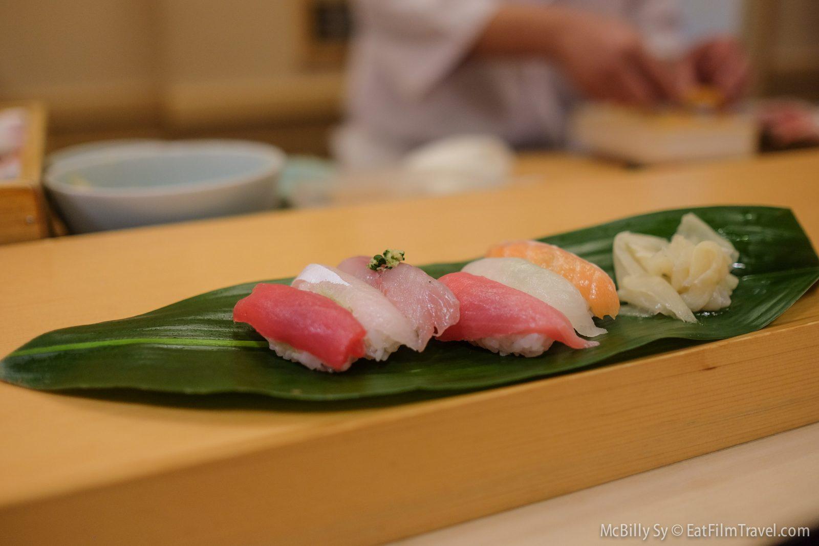 Sushi Katsura